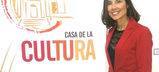 Silvia Gabriela Vázquez, Secretaria de Extensión Universitaria UdeMM y Directora de la Cátedra de RSU